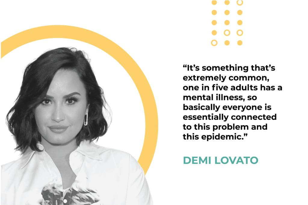 Demi Lovato and Mental Health